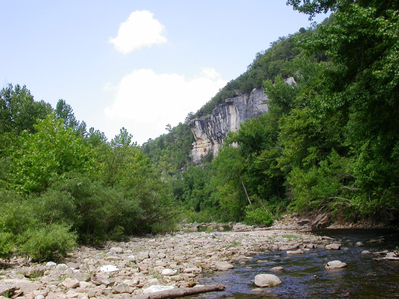 Upper Buffalo River